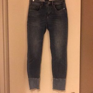 Anthropologie High-rise Skinny Jeans